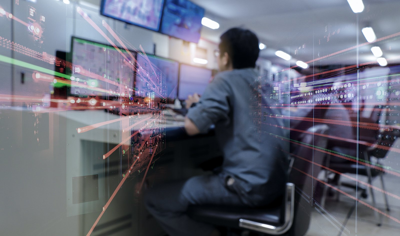 Dados de IoT criptografados